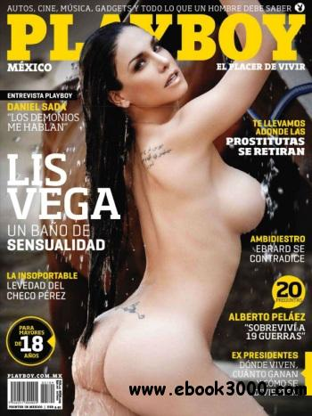 Playboy Mexico - November 2011 free download