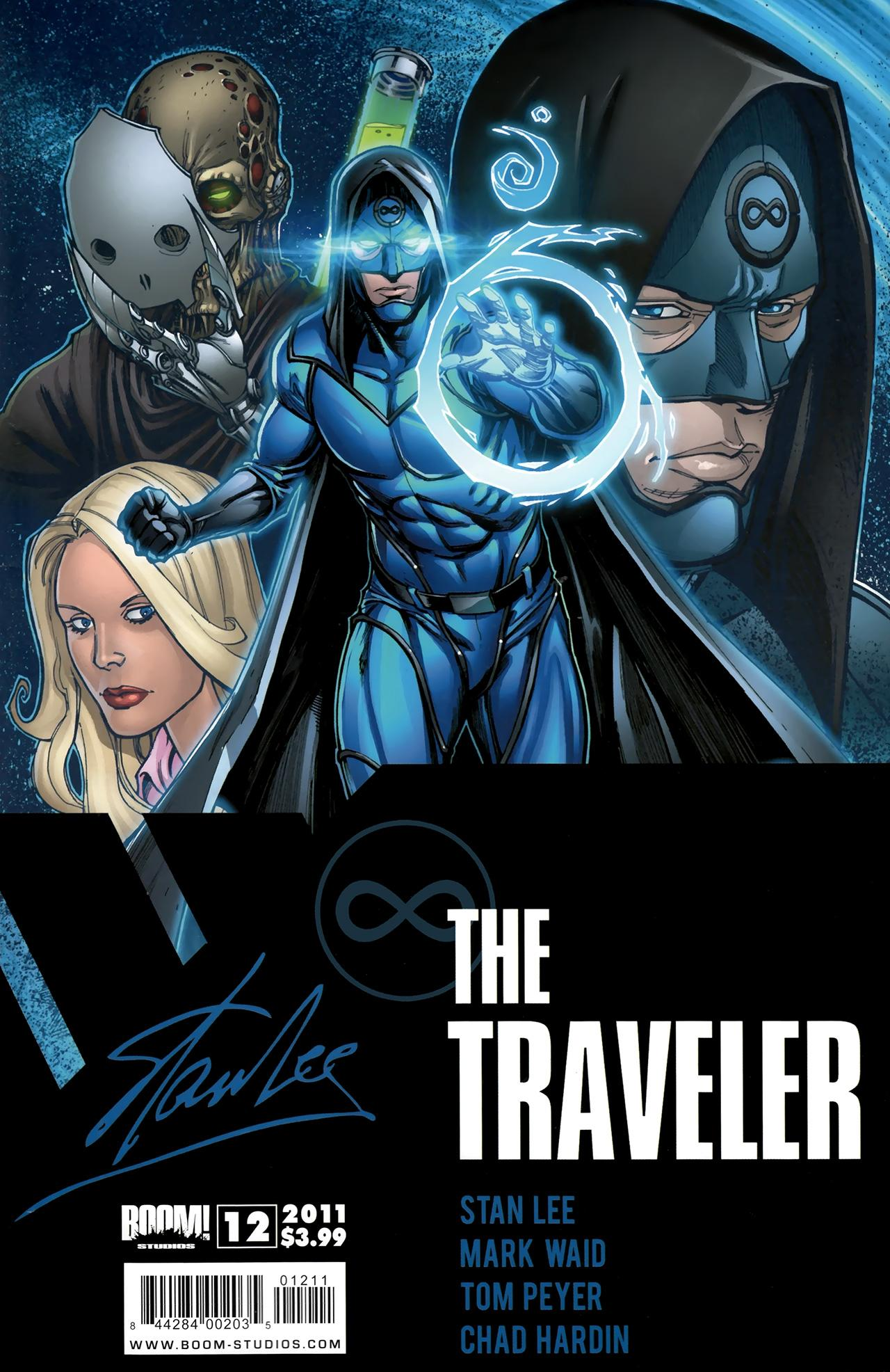 Stan Lee's The Traveler #12 (2011) free download