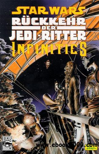 Star Wars Sonderband: Infinities - Die Ruckkehr der Jedi Ritter free download