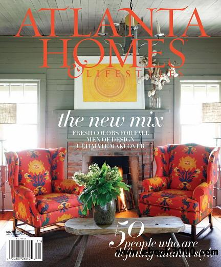 Atlanta Homes & Lifestyles Magazine November 2011 free download
