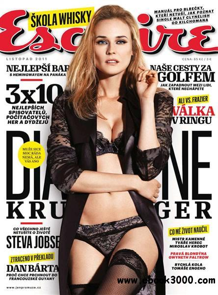 Esquire - November 2011 / Czech Republic free download