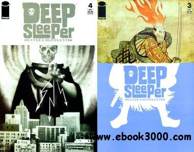 Deep Sleeper #1-4 (of 4) (2004) [Complete] free download