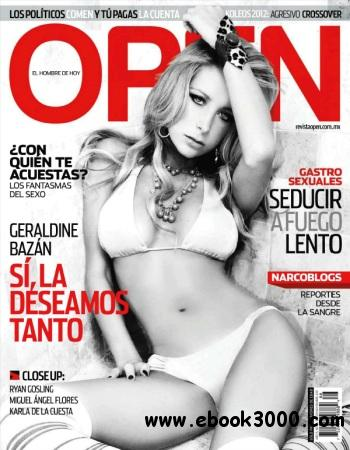 Open Mexico - #66 (Noviembre 2011) free download