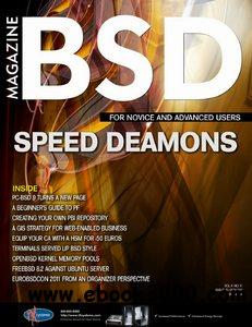 BSD Magazine - November 2011 free download