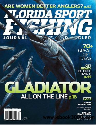 Florida Sport Fishing Magazine November/December 2011 free download