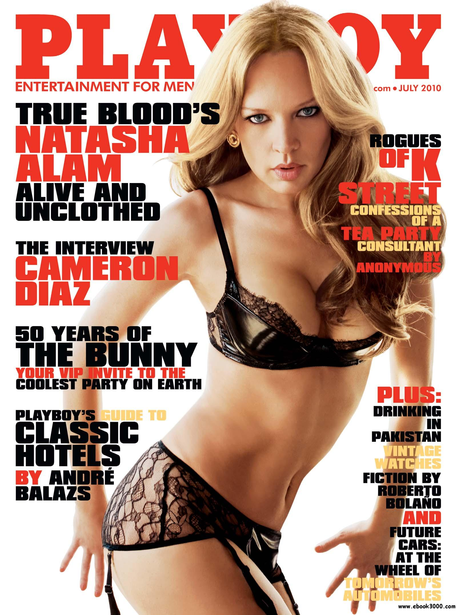 Playboy USA - July 2010 free download