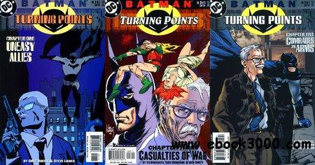 Batman - Turning Points #1-5 (2001) Complete free download