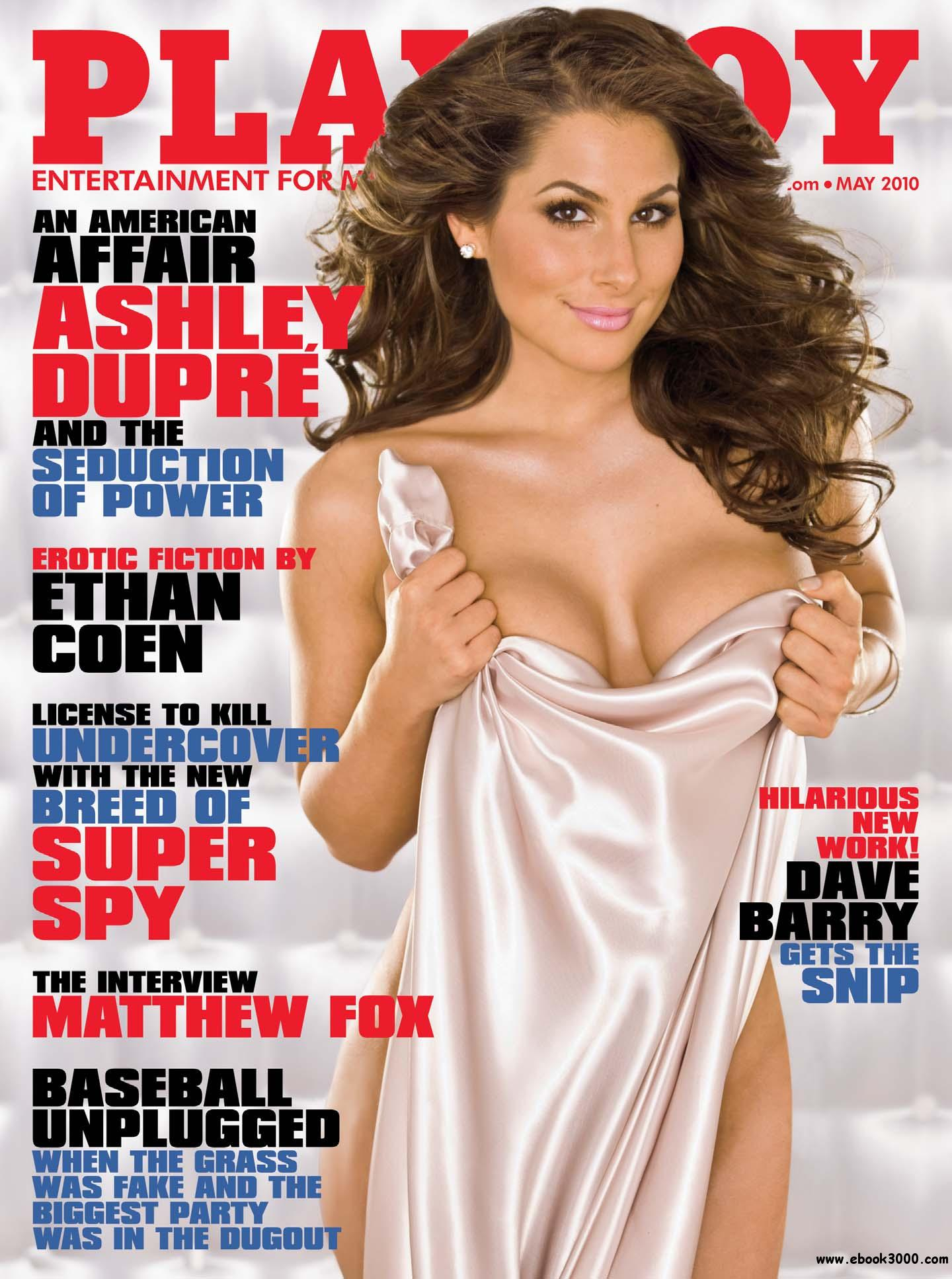 Playboy USA - May 2010 free download
