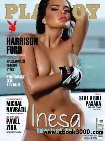 Playboy Czech - November 2011 free download