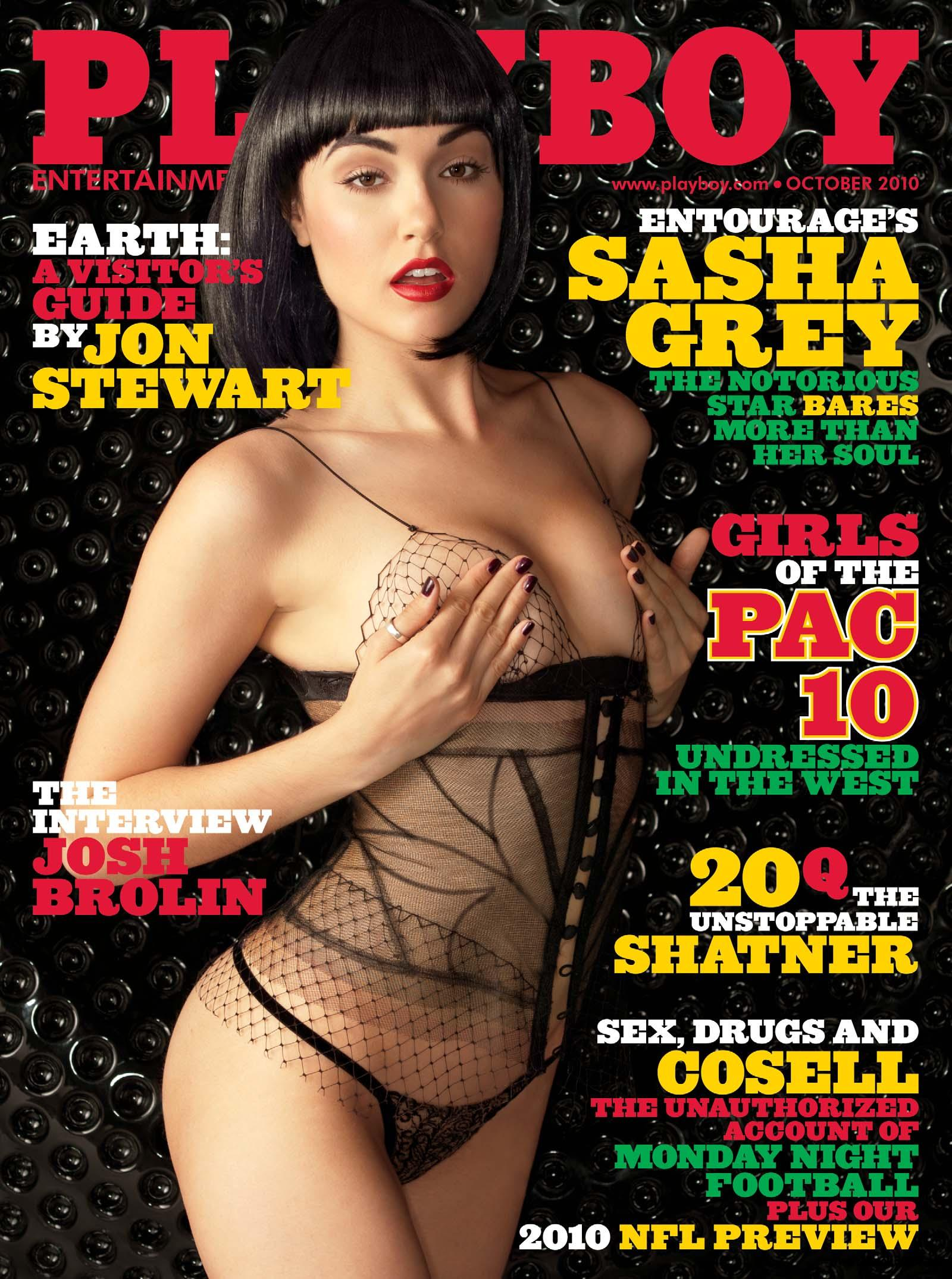 Playboy USA - October 2010 free download
