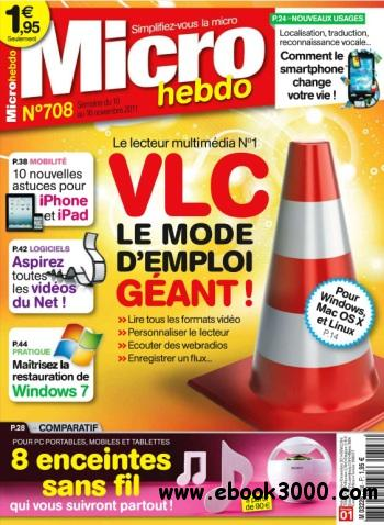 Micro Hebdo - 10 Novembre 2011 free download