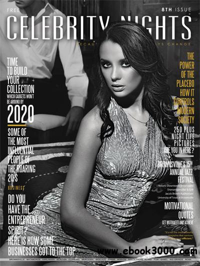 Celebrity Nights issue 08 2011 free download