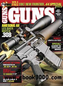 Guns Magazine - January 2012 free download