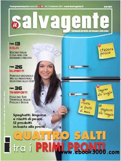 il Salvagente n. 44 - 10/17 Novembre 2011 free download