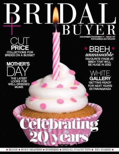 Bridal Buyer - November/December 2011 free download
