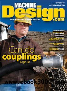Machine Design - November 3, 2011 free download