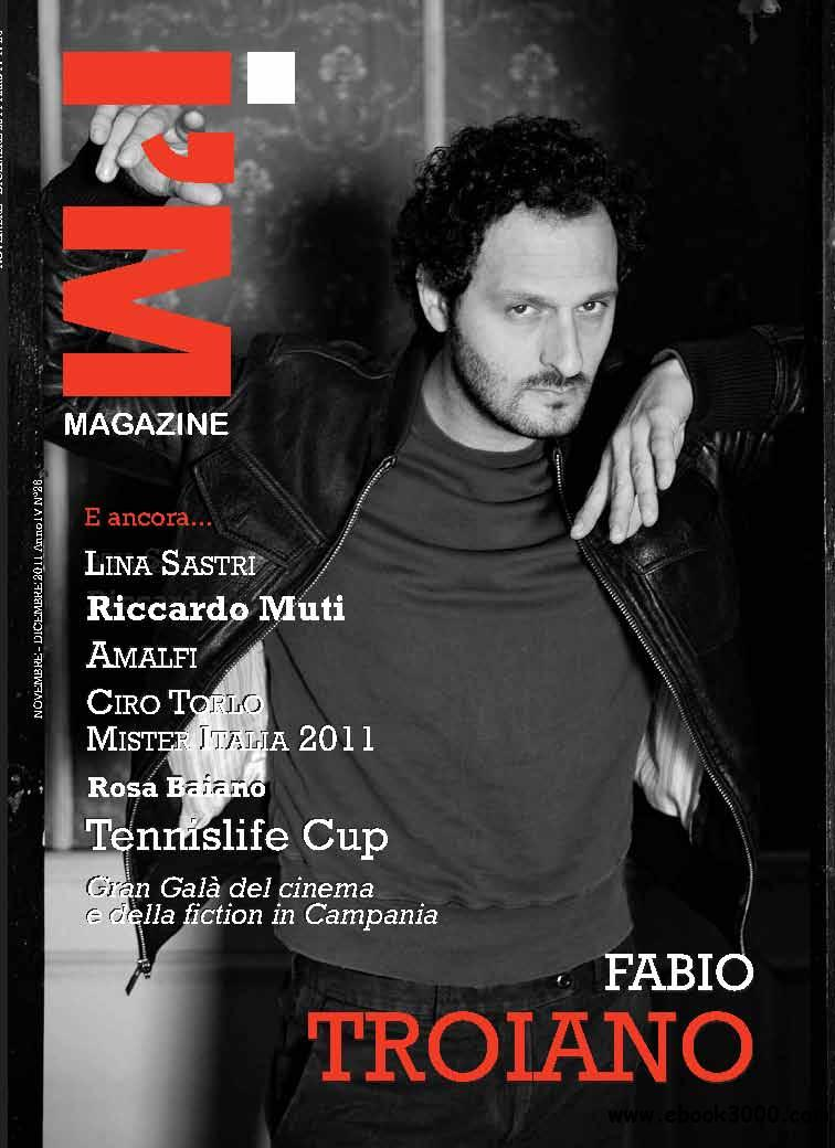 I'M Magazine November/December 2011 ( Novembre/Dicembre 2011) free download