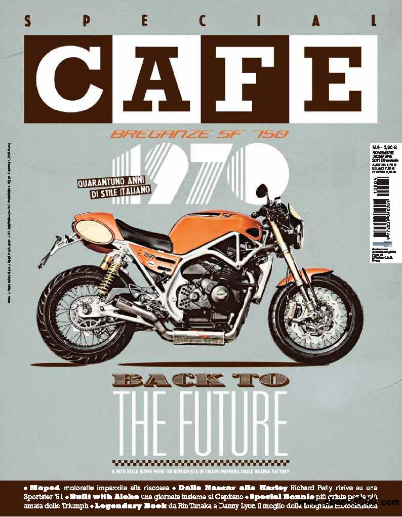 Special Cafe November/December 2011 (Nr.4 Novembre/Dicembre 2011) free download