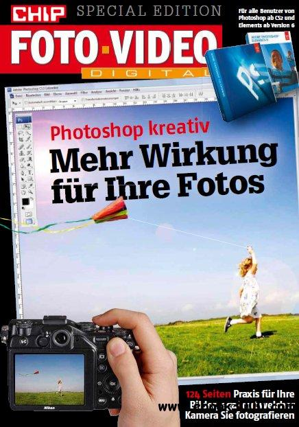 Chip Foto und video Magazin Special Edition Photoshop kreativ No 01 2011 free download