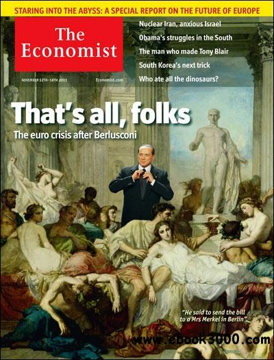 The Economist Audio Edition - Nov 12th 18th 2011 free download