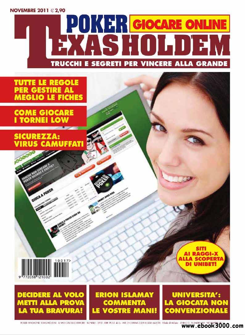 Poker Texas Hold'Em November 2011 ( Nr.09 Novembre 2011) free download