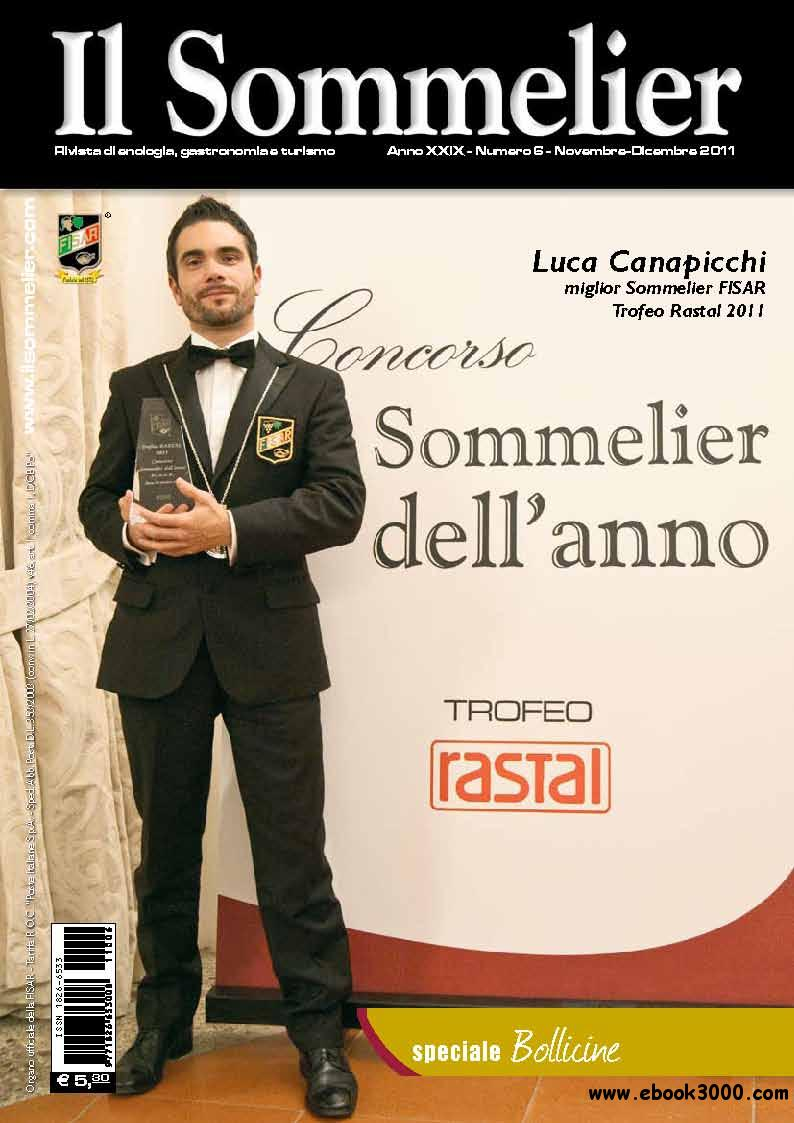 Il Sommelier November/December 2011 (Nr.6 Novembre/Dicembre 2011) free download