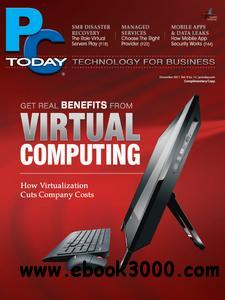 PC Today - December 2011 free download