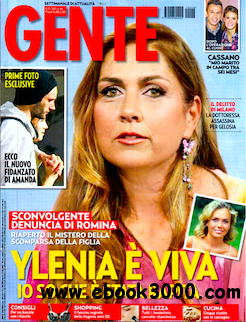 GENTE N 46 - 15 Novembre 2011 free download