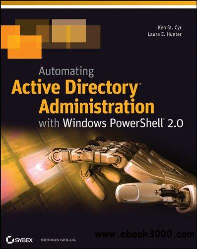 Automating Active Directory Administration with Windows PowerShell 2.0 free download