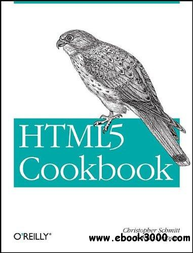 HTML5 Cookbook free download