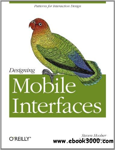 Designing Mobile Interfaces free download