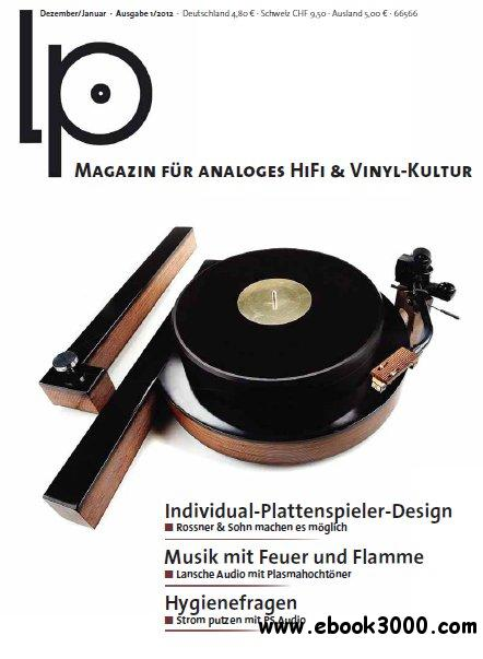 LP Magazin fur analoges Hifi und Vinyl Kultur No 01 2012 free download