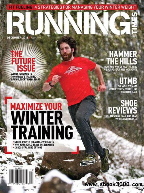 Running Times No.392 - December 2011 free download