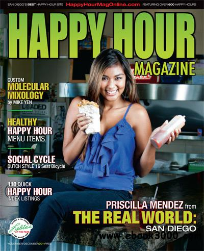 Happy Hour - November/December 2011 free download