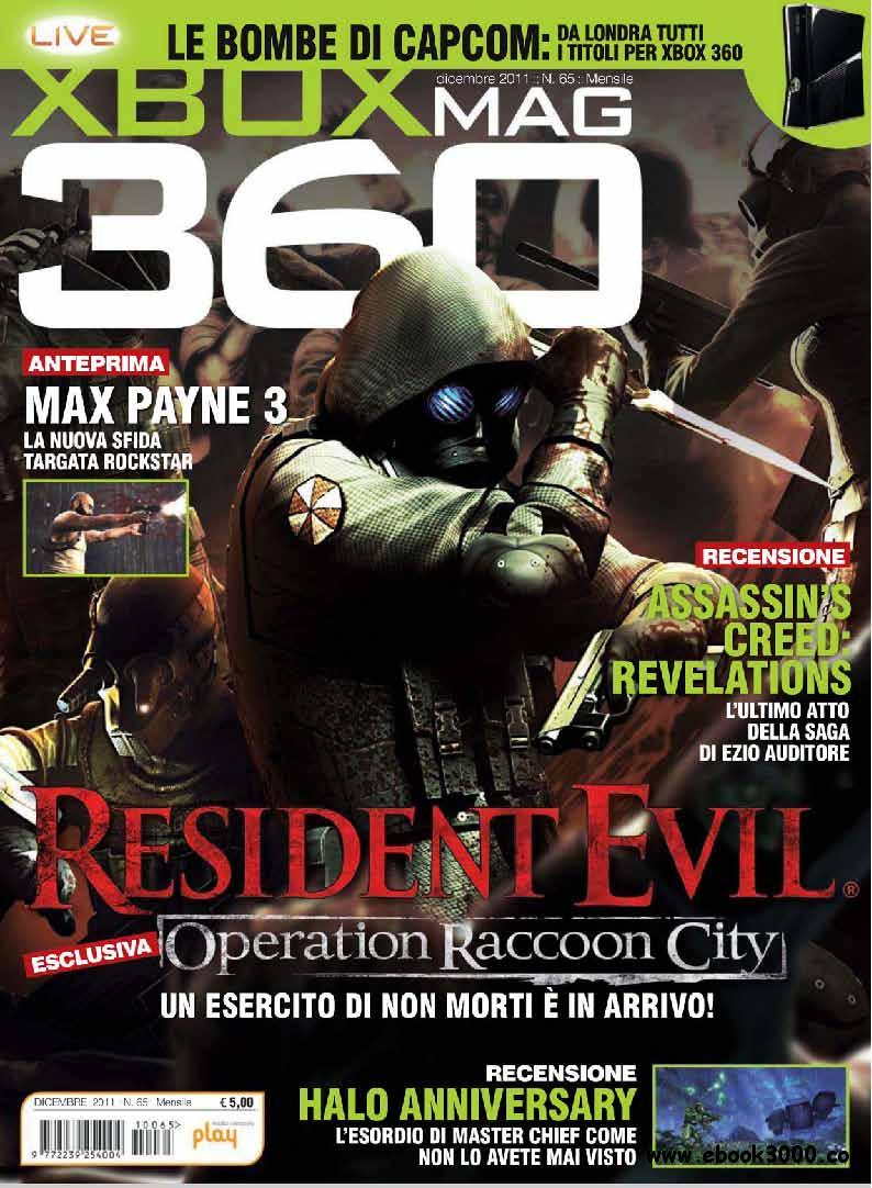 X360 Magazine XBOX December 2011 (Nr.65 Dicembre 2011) free download