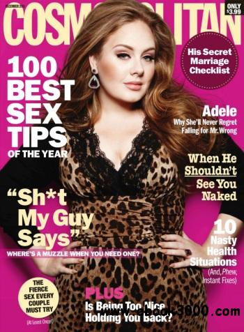 Cosmopolitan USA - December 2011 free download