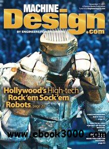 Machine Design - November 17, 2011 free download