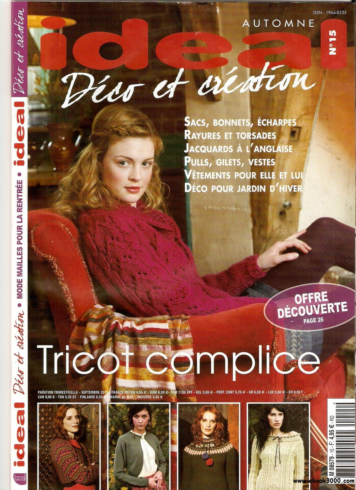 Ideal Tricot No15 2011 free download