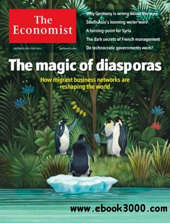 The Economist UK - 19th November-25th November 2011 free download