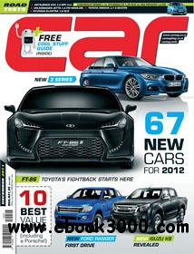 Car December 2011 (South Africa) free download