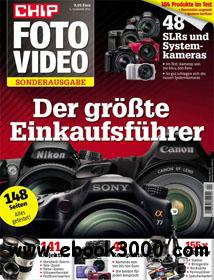 CHIP Foto-Video Special 4 Sonderheft 2011 (Germany) free download