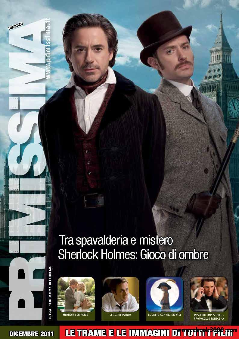 Primissima December 2011 (Dicembre 2011) free download