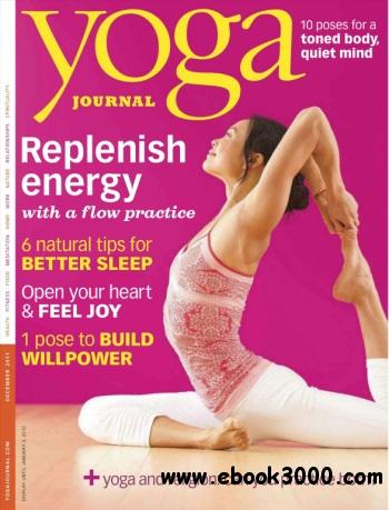 Yoga Journal - December 2011 free download