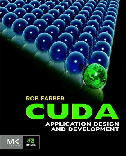 CUDA Application Design and Development free download
