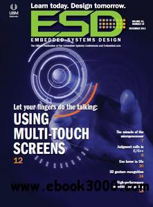 Embedded Systems Design - December 2011 free download