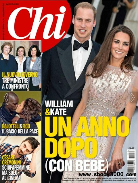 Chi N 50 - 30 Novembre 2011 free download