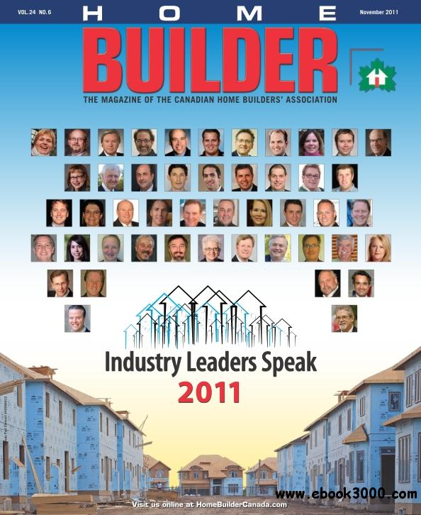 Home Builder - November 2011 free download