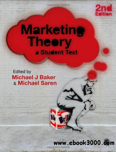 Marketing Theory: A Student Text free download