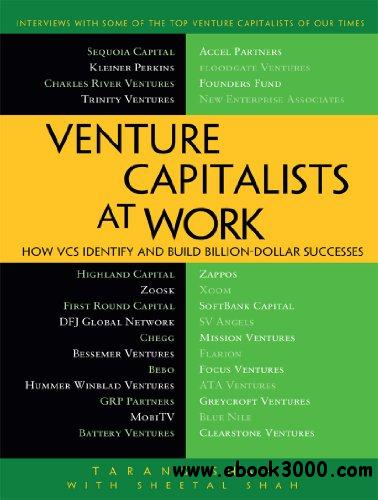 Venture Capitalists at Work: How VCs Identify and Build Billion-Dollar Successes free download