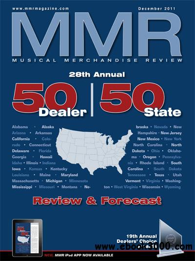Musical Merchandise Review (MMR) - December 2011 free download